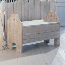 Nantucket Storage Bench