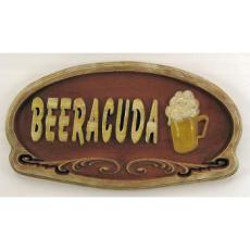 Beeracuda Plaque