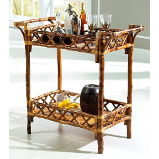 Beverage Stand  Color - Antique Tortoise