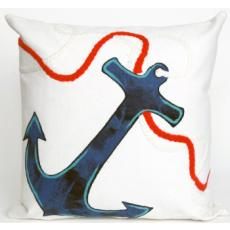 Anchor Indoor Outdoor Pillow
