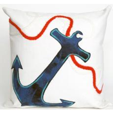 Anchor Indoor/ Outdoor Pillow