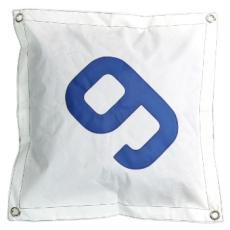 Sailcloth Pillow Cover