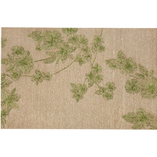 Branches Green Indoor Outdoor Rug