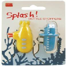 Splash Submarine Wine Bottle Stopper