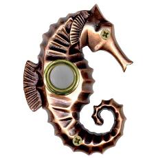 Bronze Seahorse Doorbell