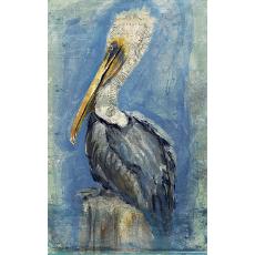 Brown Pelican Wall Art