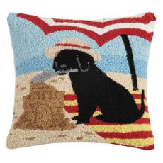 Building A SandCastle Hook Pillow