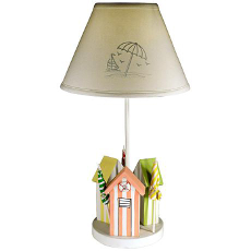 Cabana House Lamp