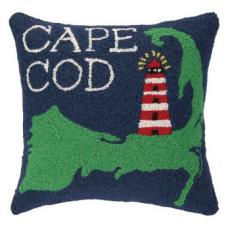 Take Me To Cape Cod Hook Pillow