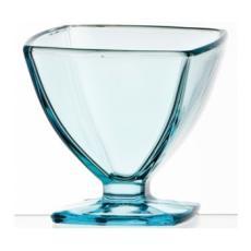 6 Blue Ice Cream Bowls