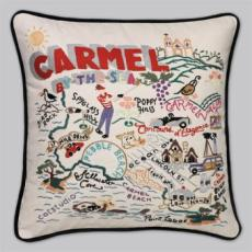 Carmel by the Sea Pillow