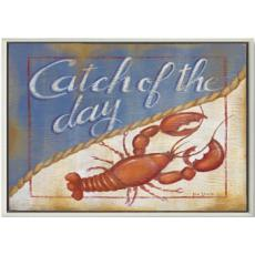 Catch of the Day  Wall Plaque