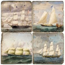 Ships at Sea Coasters