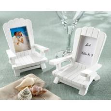 Beach Chair Place Card Holders