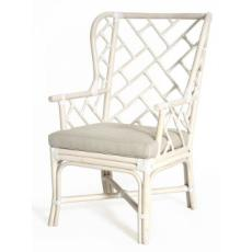 Palm Beach Chippendale Wing Chair