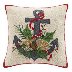 Christmas Anchor Hook Pillow
