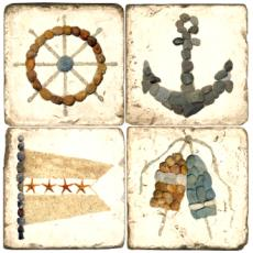 Botticino Nautical Coasters