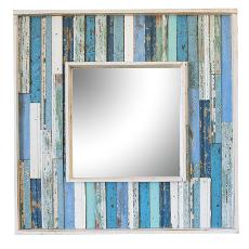 Strip Coastal Mirror 24x24
