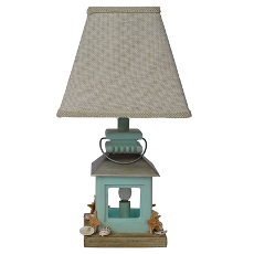 Coastal Lantern Accent Lamp