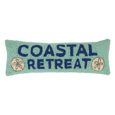 Coastal Retreat Hook Pillow