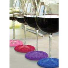 Silicone  Coasters Set of 4