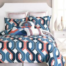 Trina Turk Coastline Ikat Comforter Set