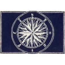 Compass Indoor Outdoor Rug
