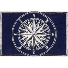 Compass Indoor/ Outdoor Rug