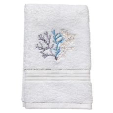 "Coral (Duck Egg Blue) Terry Towel 12""x19"""