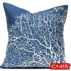 Seafan Pillow - Ocean