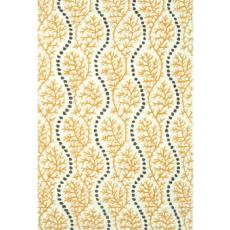 Coral Cascades Indoor Outdoor Rug