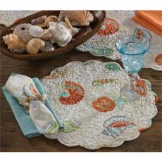 Coral Bay Placemat Set of 6