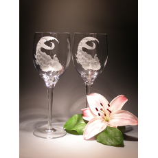 Crystal Wine Glass 13oz