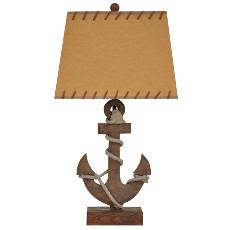 "Anchor Table Lamp 26""Ht"