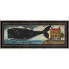 Main Nantucket II Framed Art