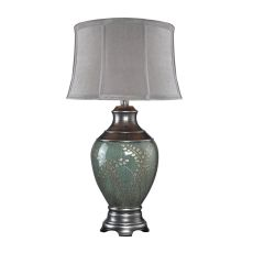 Biltmore Westvale Table Lamp In Handpainted Pinery Green Finish