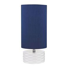 Tamworth Ceramic Table Lamp In White