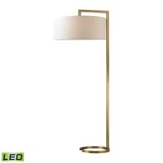 Ring Base Led Floor Lamp
