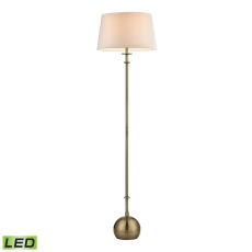 Orb Base Led Floor Lamp