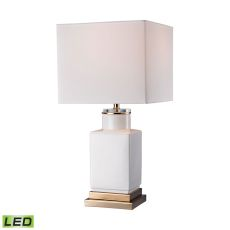 Small White Cube Led Lamp