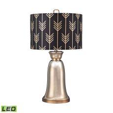 Arrow Tassle Led Table Lamp