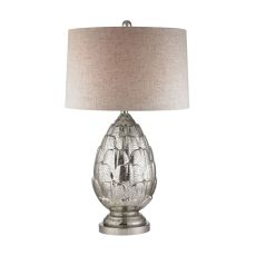 Mercury Artichoke Lamp