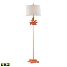 Coral Led Floor Lamp