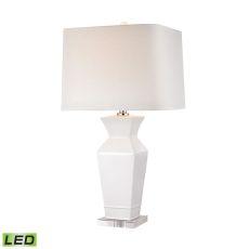 Angular Tapered Neck Led Lamp