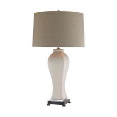 Matte Grey Lamp