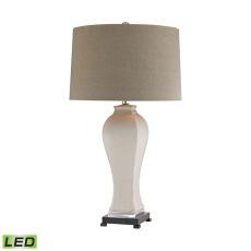 Matte Grey Led Lamp