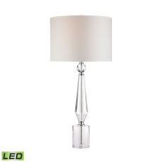 Crystal  Batton Led Table Lamp