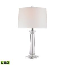 Classical Column Led Table Lamp