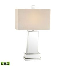 Mirror Block Led Table Lamp