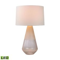 Two Tone Glass Led Table Lamp